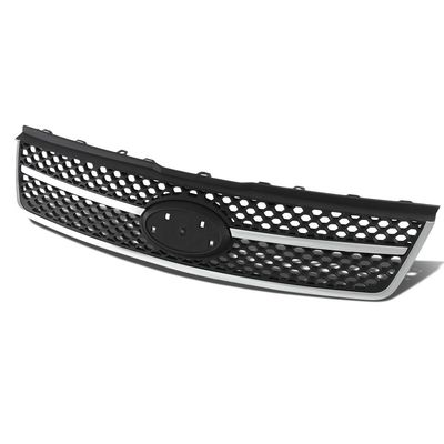 07-09 Kia Spectra Front Sport Mesh Grille - Black