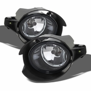 07-09 Nissan Sentra [Non SE-R Model] OEM Style Replacement Fog Lights