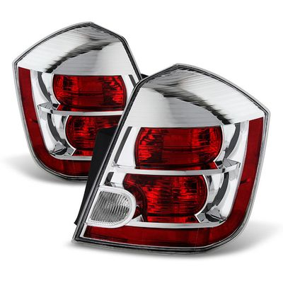 07-09 Nissan Sentra [Non-SE-R] OEM Style Replacement Tail Lights - Pair