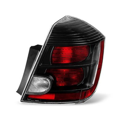 07-09 Nissan Sentra [SE-R Only] OEM Style Replacement Black Tail Lights - Passenger Side