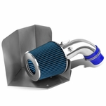 07-09 Toyota Camry 2.4 L4 Performance Heat Shield Air Intake - Blue Filter
