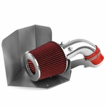 07-09 Toyota Camry 2.4 L4 Performance Heat Shield Air Intake - Red Filter