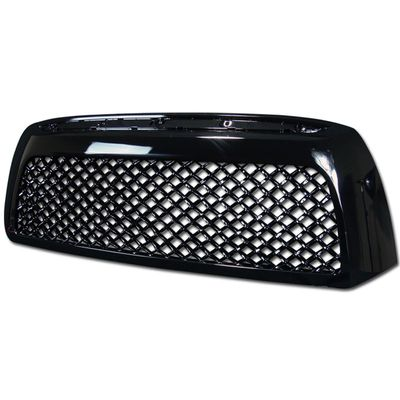 07-09 Toyota Tundra Bolt-on Mesh Front Bumper Grill / Grille Guard - Black