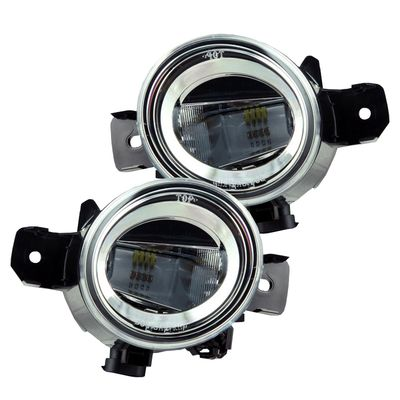 07-11 / 14-16 Nissan Rogue LED Replacement Fog Lights - Clear
