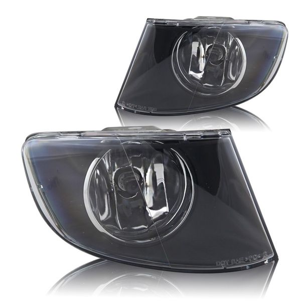 07-11 BMW 3 Series Coupe E92 / E93 Convertible Non-Sport Package Replacement Fog Lights - Clear