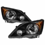07-11 Honda CR-V OE-Style Replace Headlights - Black