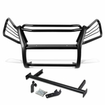 07-11 Honda CRV RE Front Bumper Protector Brush Grille Guard (Black)