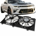 07-11 Toyota Camry Lexus Es350 V6 OE Style Radiator Cooling Fan TO3115165