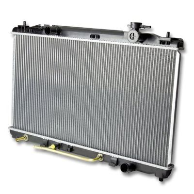 07-11 TOYOTA CAMRY XV40 l4/V6 2AZ AUTO AT ALUMINUM CORE REPLACEMENT RADIATOR+TOC