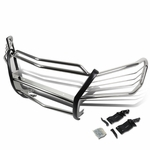 07-12 Mercedes-Benz X164 GL-Class Front Bumper Protector Brush Grille Guard (Chrome)