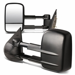07-13 Chevy Silverado / Suburban / Sierra / Yukon / Avalanche / Tahoe Manual Adjust Towing Side Mirrors