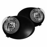 07-13 Toyota Tundra 08-11 Sequoia Bumper Fog Lights+Switch+Covers Left+Right