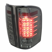 07-14 Chevy Silverado LED Tail Brake Lights - Smoked