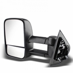 07-14 Chevy Silverado / Sierra / Suburban / Tahoe Manual Adjustable Side Towing Mirror - Driver Side