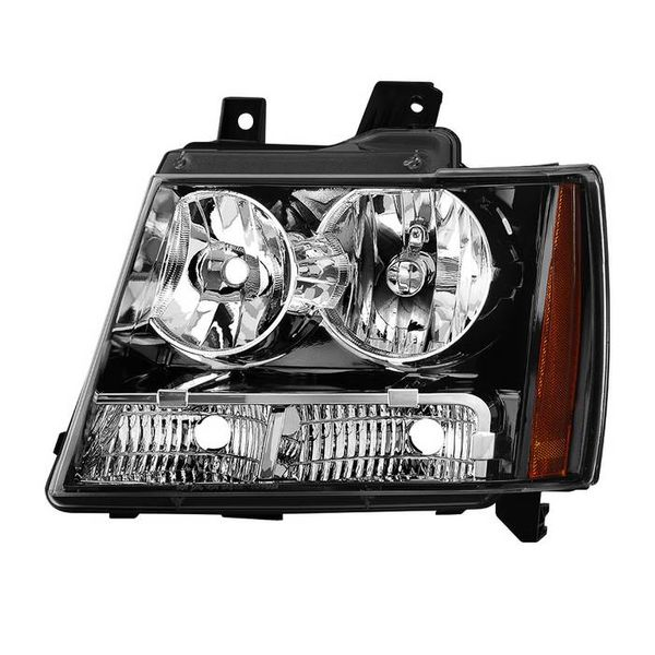 07-14 Chevy Suburban Tahoe Avalanche OE-Style Headlight|Driver Left Side