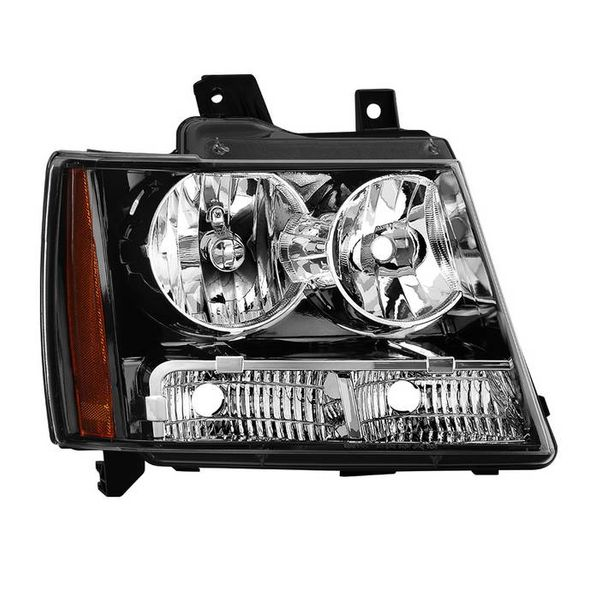 07-14 Chevy Suburban Tahoe Avalanche OE-Style Headlight|Passenger Right Side