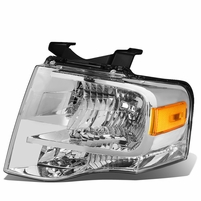 07-14 Ford Expedition Left OE Style Headlight Lamp Replacement FO2502226