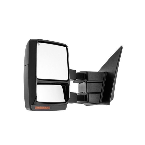07-14 Ford F150 Power Adjust & Heated Telescoping Towing Mirror - Driver Side