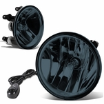 07-14 Ford Mustang / 07-10 Escape Smoked Lens OE Bumper Fog Lights