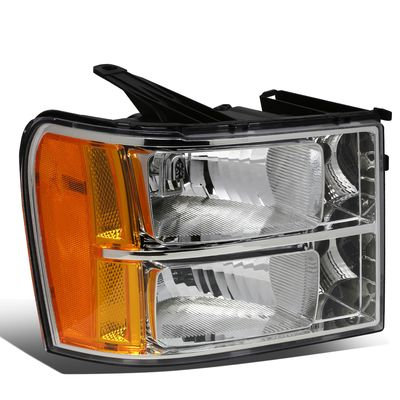 07-14 GMC Sierra 1500 OE Style Right Headlight lamp Replacement GM2503283