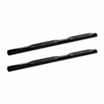 "07-15 Jeep Wrangler 4 Door 4"" Side Step Running Board - Black"