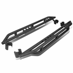 07-16 Jeep Wrangler JK 4-Door Pair of Rock Crawler Side Step Armor Bar Running Board