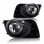 07-16 Toyota Sequoia Fog lights - Clear - Wiring kit included