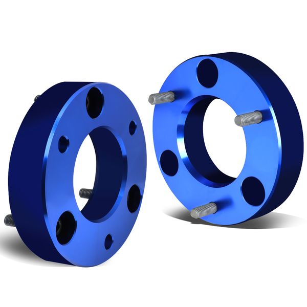 "07-17 Chevy Silverado / GMC Sierra [1500 Model] Blue Front 2"" High Mount Leveling Lift Kit Spacers"