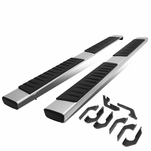 """07-18 Toyota Tundra Double Cab 6""""Stainless Steel Side Step Bar Running Board"""