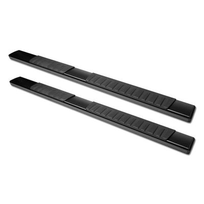 "1999-2016 Ford Super Duty F-250/F-350/F-450/F-550 - Super / Extended Cab - 6"" Running Board - Black"