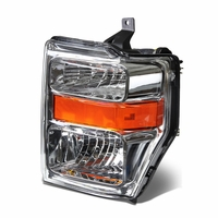08-10 Ford Super Duty Left OE Style Headlight Lamp Replacement FO2502243