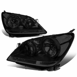 08-10 Honda Odyssey OE-Style Replacement Headlights - Smoked / Clear