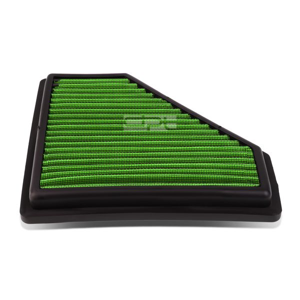 08-11 Ford Focus 2.0L Reusable & Washable Replacement High Flow Drop-in Air Filter (Green)