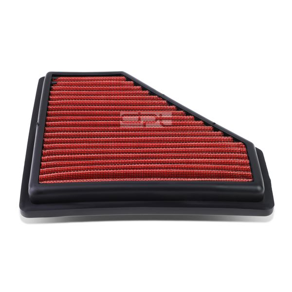 08-11 Ford Focus 2.0L Reusable & Washable Replacement High Flow Drop-in Air Filter (Red)
