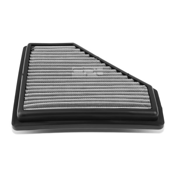 08-11 Ford Focus 2.0L Reusable & Washable Replacement High Flow Drop-in Air Filter (Silver)
