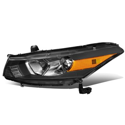 08-12 Honda Accord Coupe Left Projector Headlight Lamp Replacement HO2502135