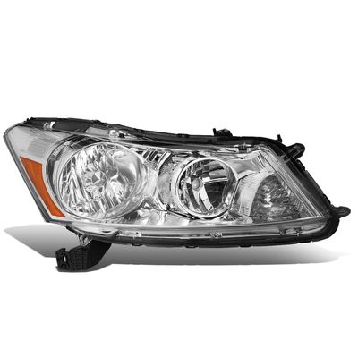 08-12 Honda Accord Sedan Right OE Style Headlight lamp Replacement HO2503130
