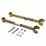 08-14 Honda Accord / TSX / TL Adjustable Rear Camber Kit - Gold