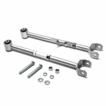 08-14 Honda Accord / TSX / TL Adjustable Rear Camber Kit - Silver