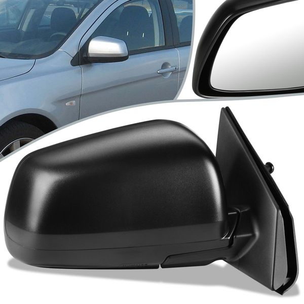 08-14 Mitsubishi Lancer OE Style Powered+Heated Door Mirror Right
