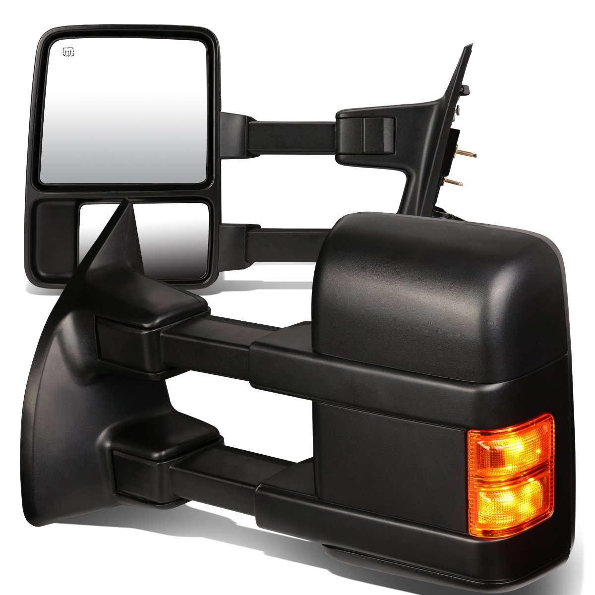 ford f350 mirror turn signal replacement