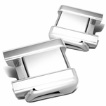 08-15 Ford F250 F350 Super Duty [W/ Tow Mirror] Lower Chrome Plated Side Mirror Cover