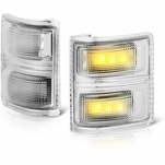 08-16 Ford F250 F350 Sueprduty Pickup Tow Mirror Signal Lens LED - Clear
