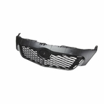 09-10 Toyota Corolla XRS Style Bolt-On Front Bumper Sport Grill / Grille