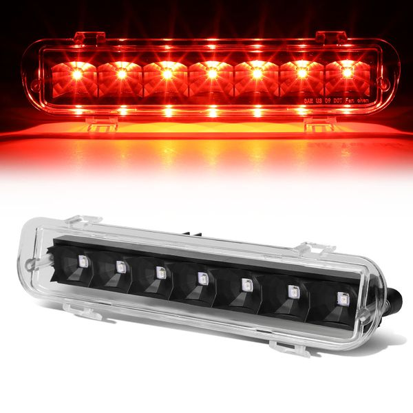 09-11 Ford Flex LED 3rd Brake Light - Black