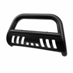 05-18 Nissan Frontier Stainless Steel Bull Bar / Guard Matte Black