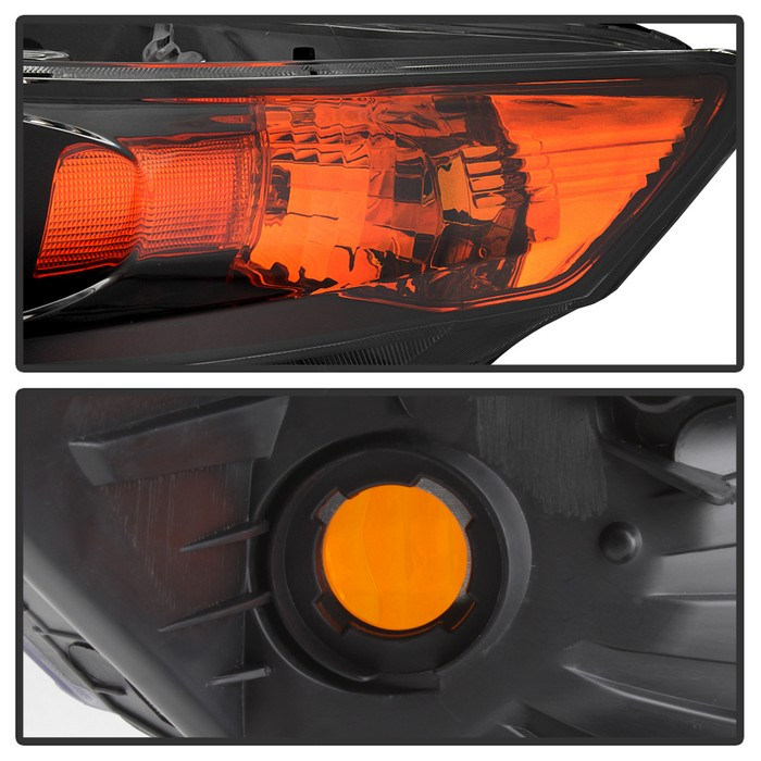 09-13 Acura TSX [Driver Left Side] Factory HID Model