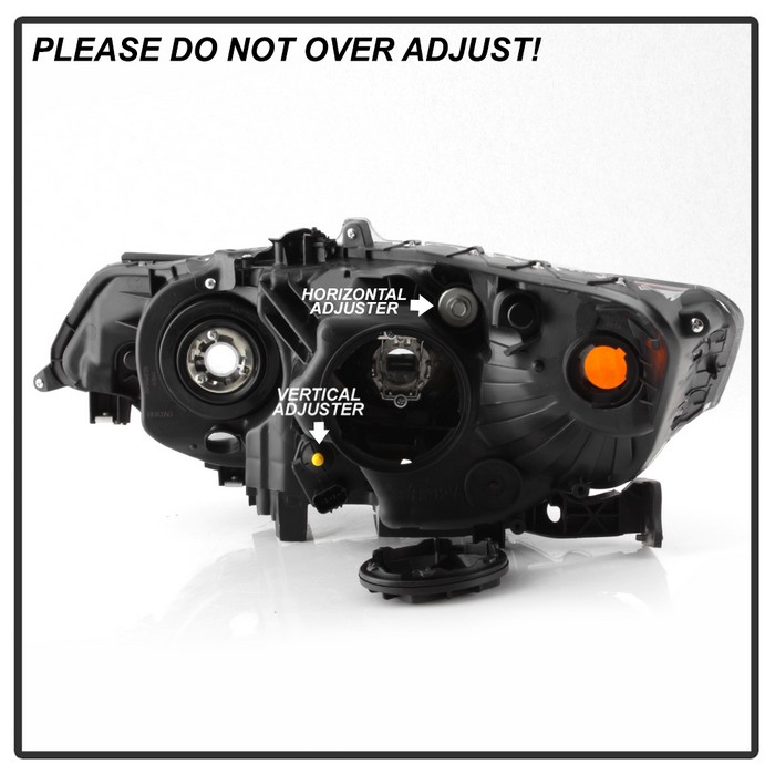 09-13 Acura TSX [Passenger Right Side] Factory HID Model