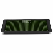 09-13 Audi A3 Quattro / VW Jetta 2.0T Reusable & Washable Replacement High Flow Drop-in Air Filter (Green)