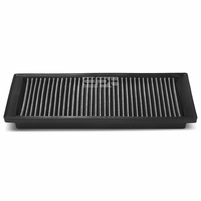 09-13 Audi A3 Quattro / VW Jetta 2.0T Reusable & Washable Replacement High Flow Drop-in Air Filter (Silver)